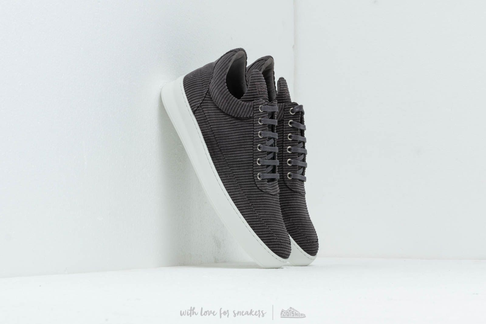 Filling Pieces Low Top Plain Corduroy