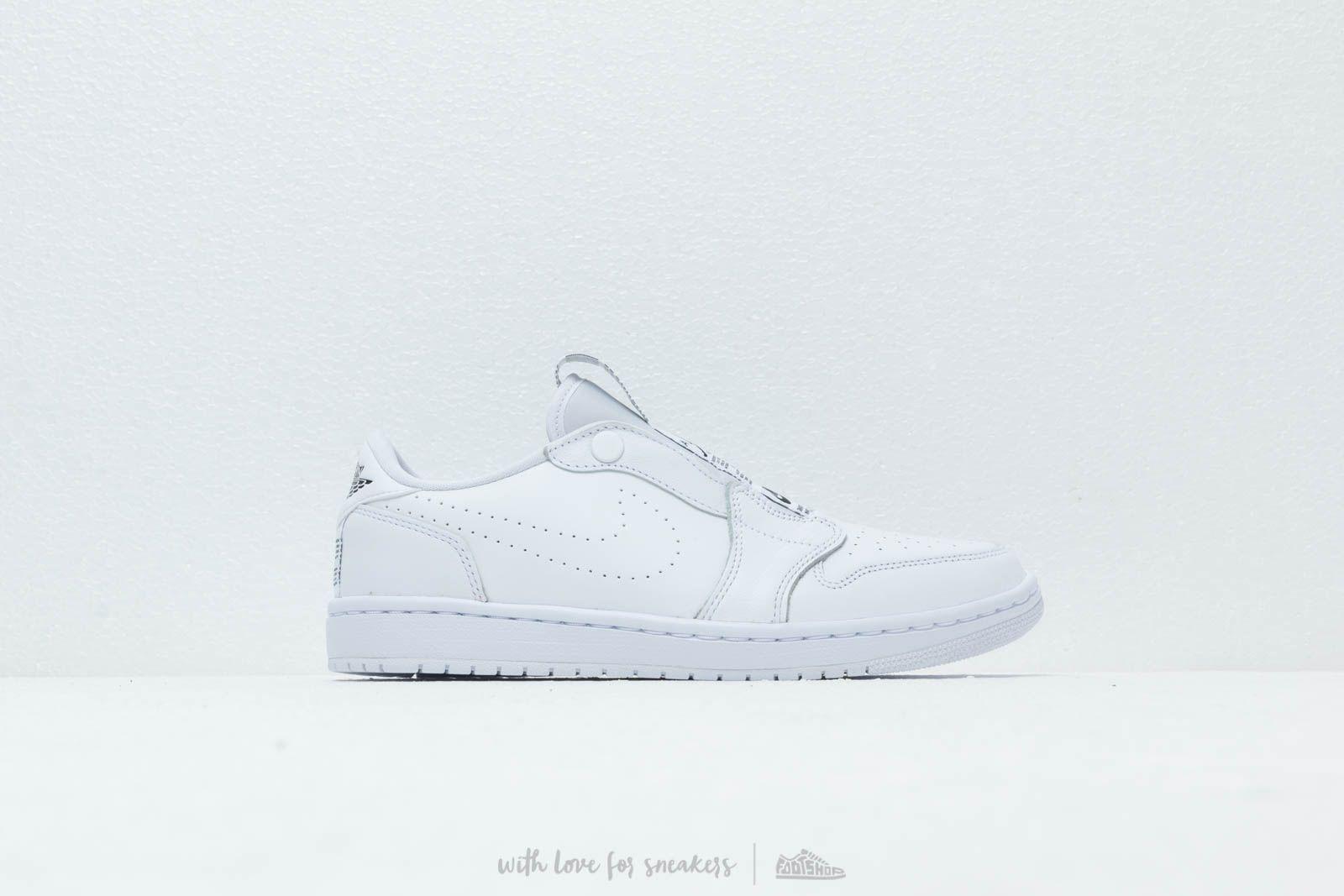 e7124f61e Air Jordan Wmns 1 Ret Low Slip White  Black at a great price 84 €