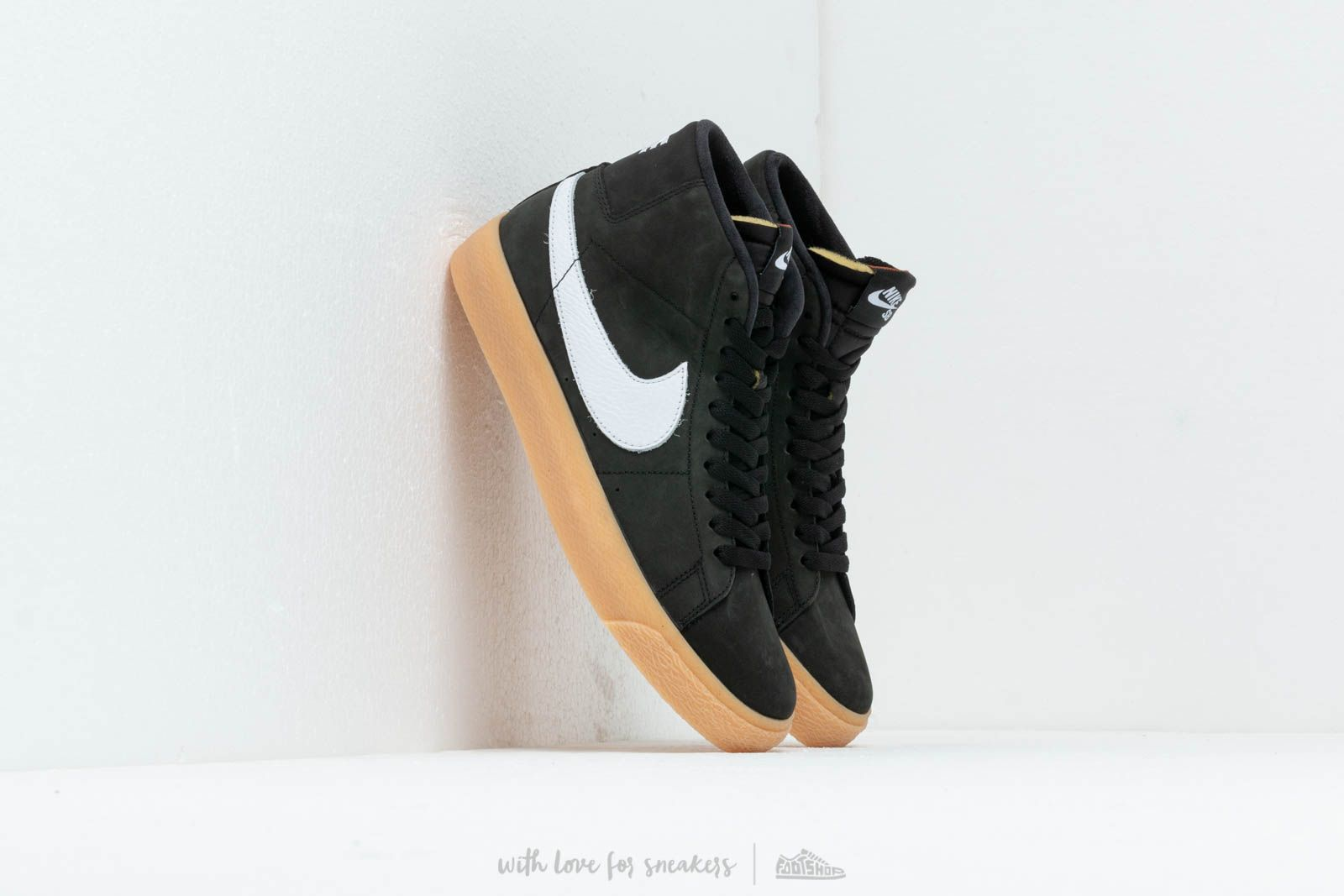 separation shoes 29738 75d4c Nike Sb Zoom Blazer Mid Iso. Black  White-Safety Orange