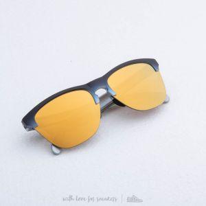 1a4ea02801 Oakley Frogskins Lite Splatterfade Black Fade  24K Iridium