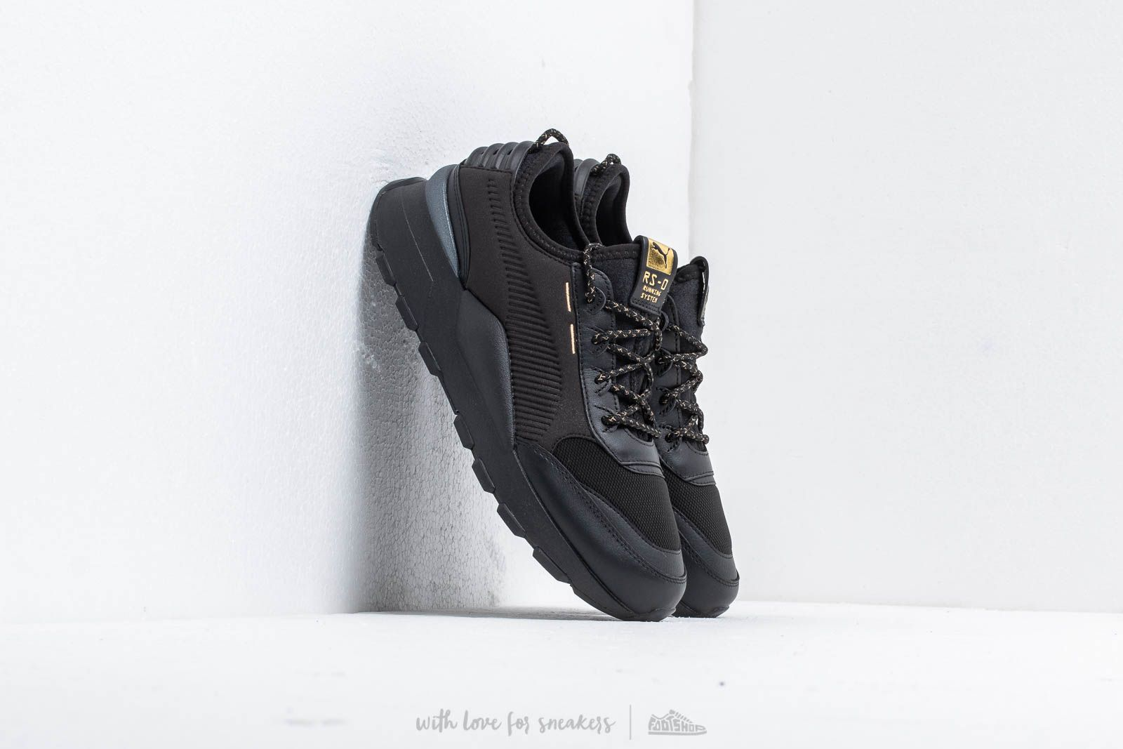 Puma RS-0 Trophy Puma Black | Footshop