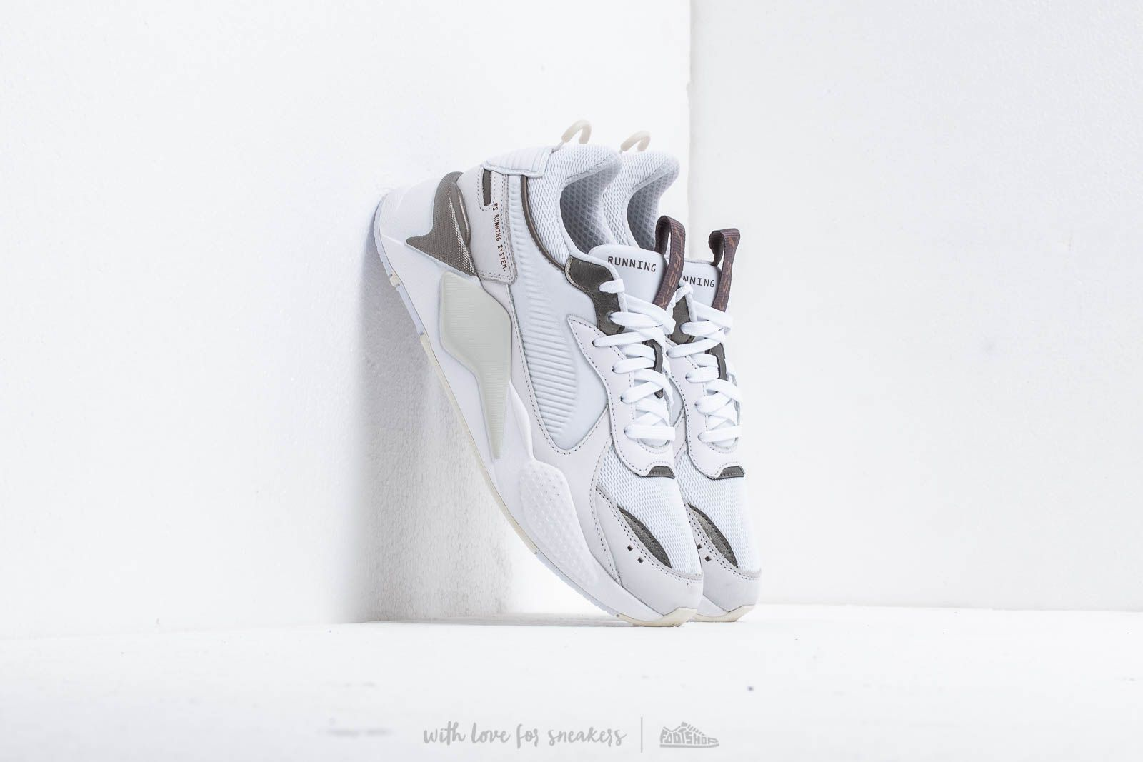 03b0efeb2446 Puma RS-X Trophy Puma White  Bronze at a great price £99 buy