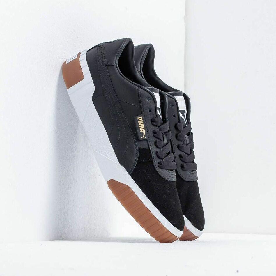 Puma Cali Exotic Wn's Puma Black EUR 38.5