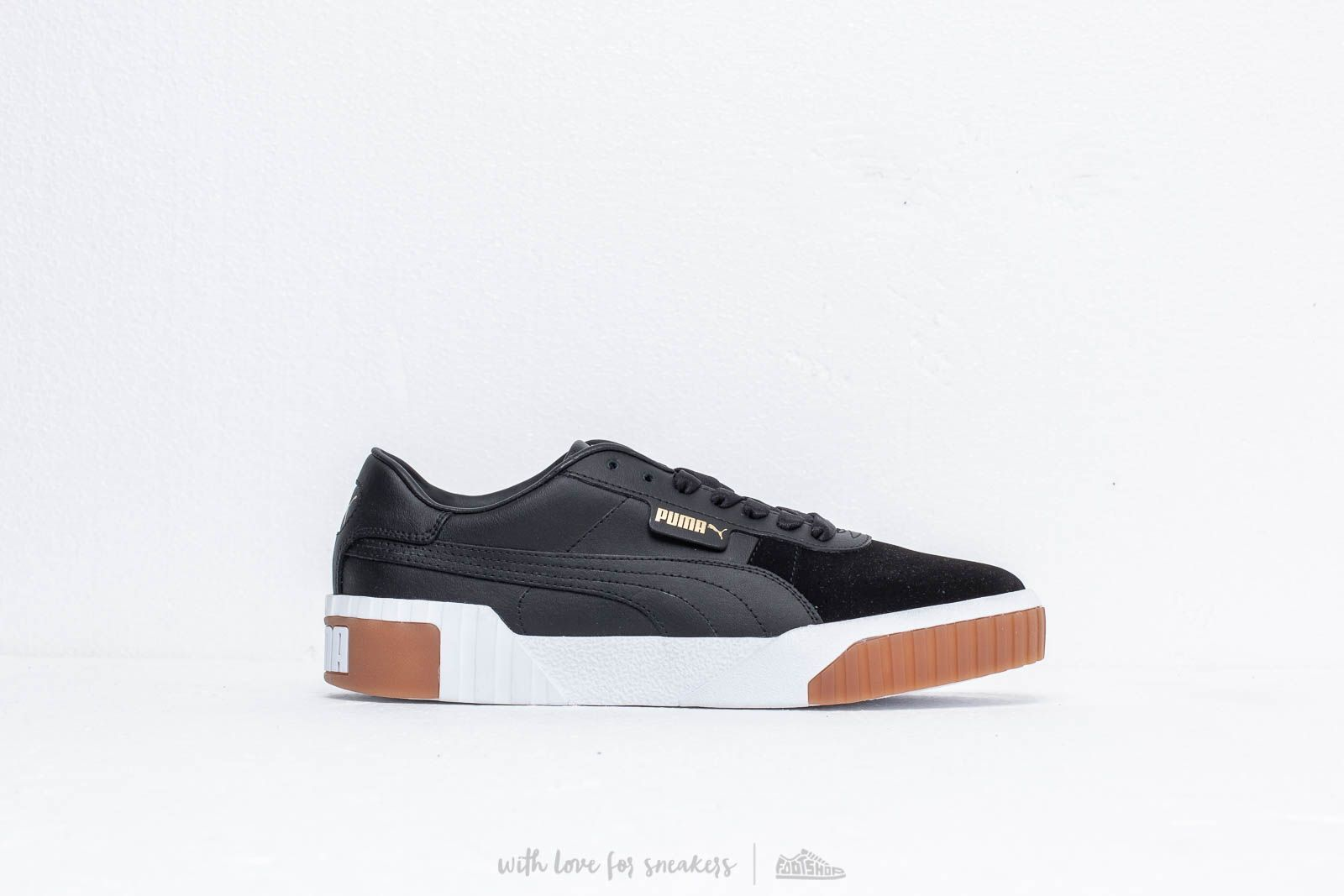 shoes Puma Cali Exotic Wn's Puma Black