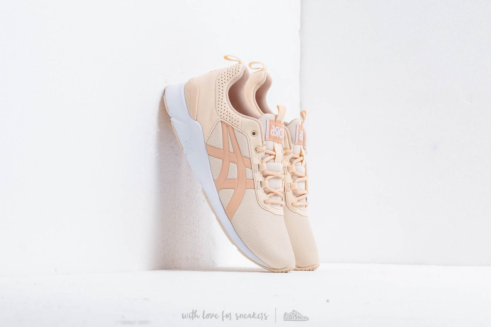 Dámske topánky a tenisky Asics Gel-Lyte Runner Seashell/ Nude