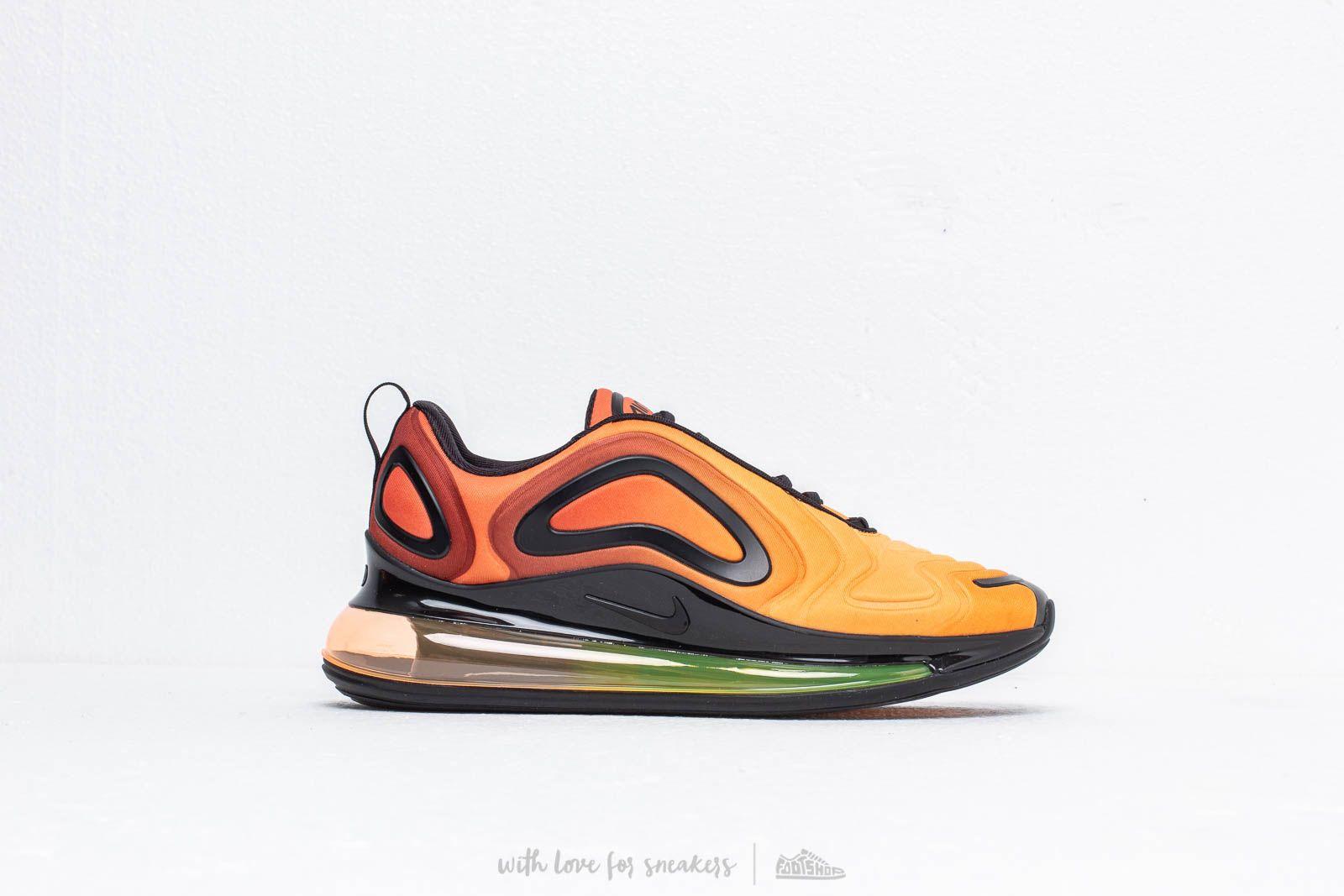 Nike Air Max 720 Total Orange/ Black-Laser Orange | Footshop