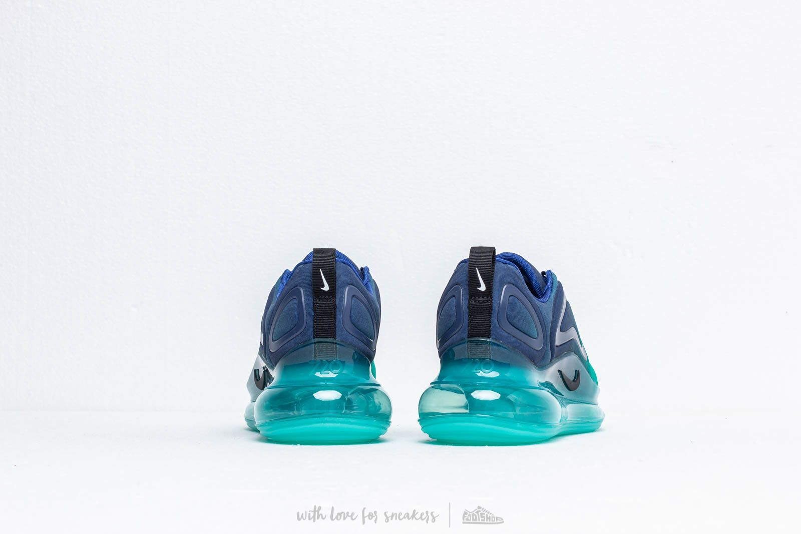 Nike W Air Max 720 Deep Royal Blue Black Hyper Jade | Footshop