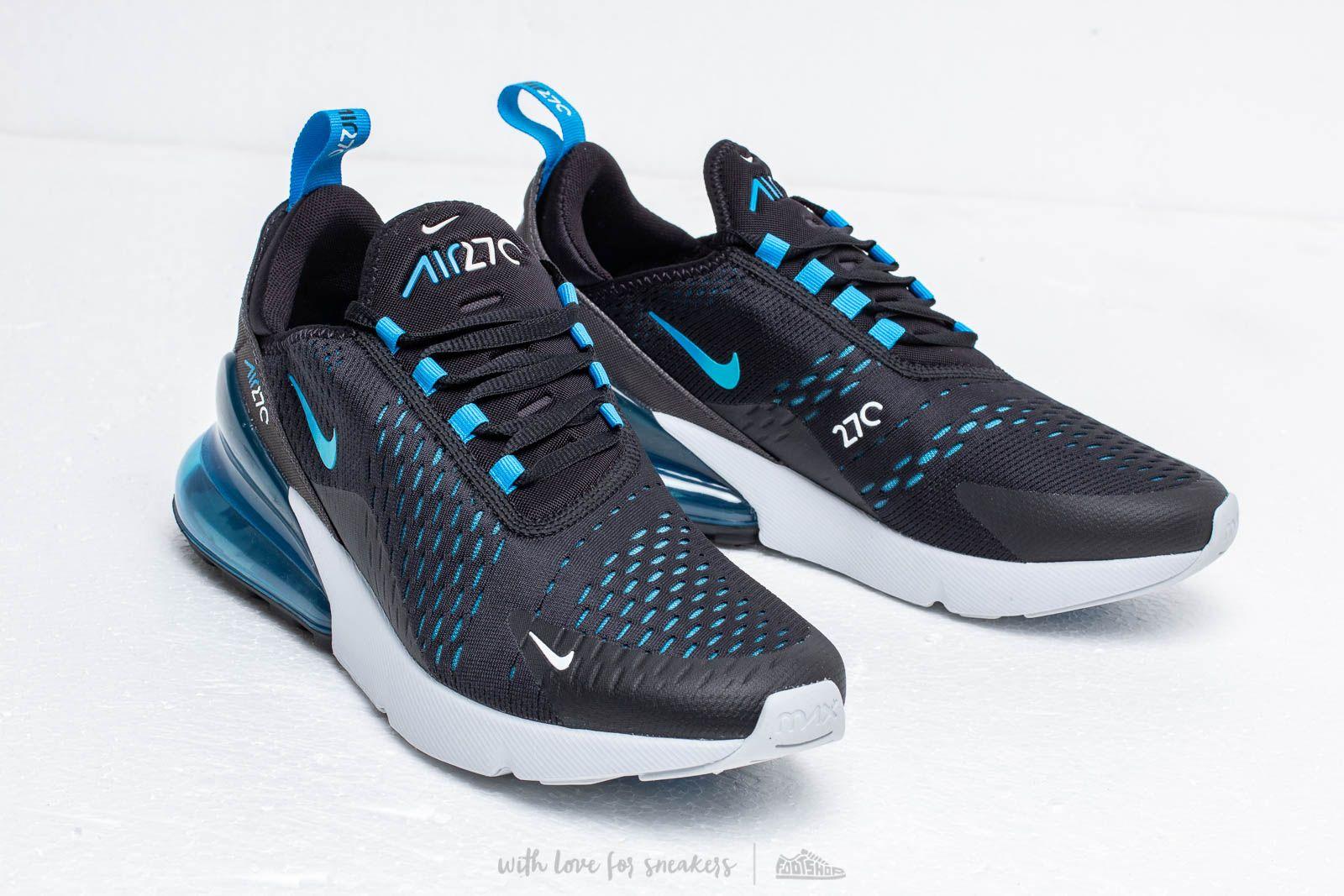 Men's shoes Nike Air Max 270 Black