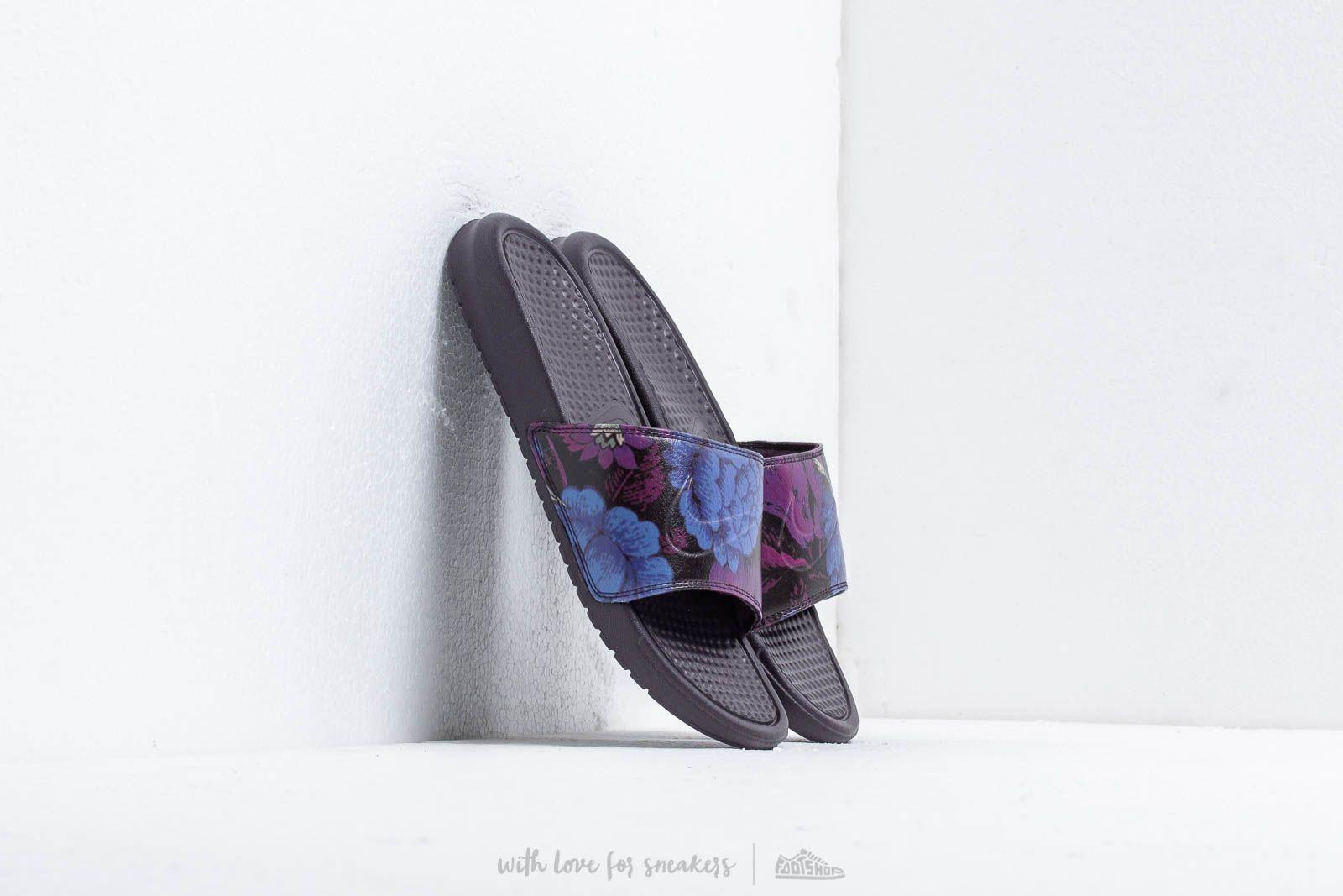 704b37859455 Nike Wmns Benassi Jdi Print Burgundy Ash  Burgundy Ash at a great price 29 €
