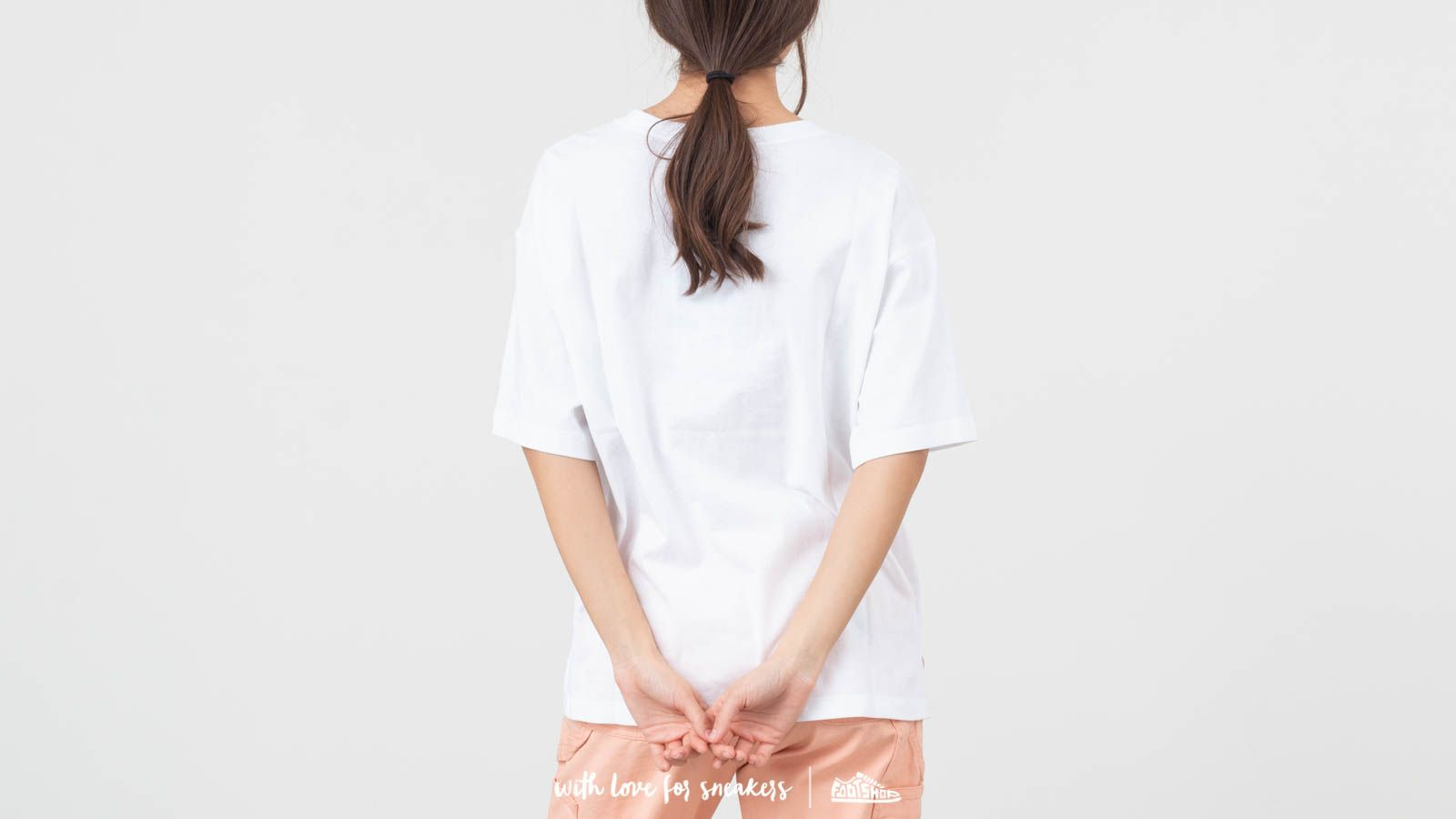 1ad0465d81d6d8 Champion Oversize Crop Top White at a great price 44 € buy at Footshop