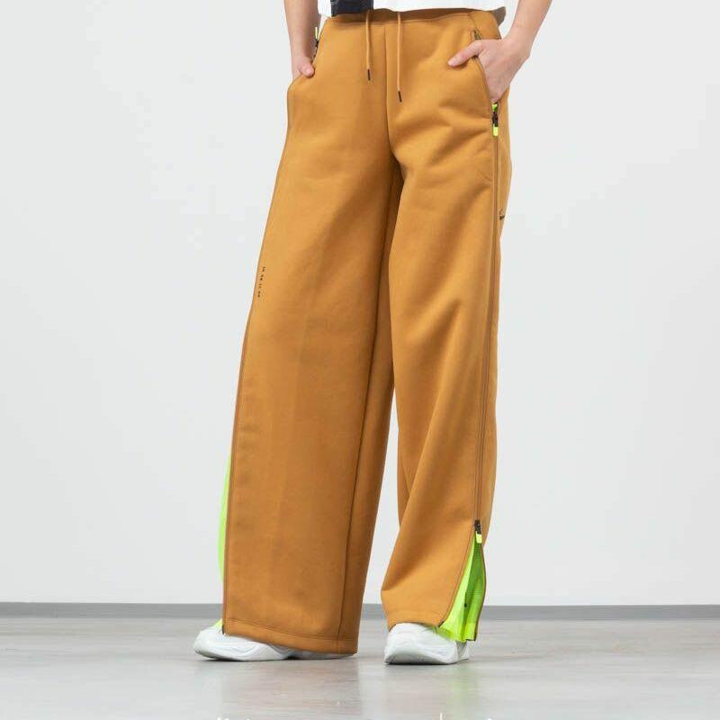 Nike Sportswear Tech Pack Fleece Pants Wheat/ Black, Brown