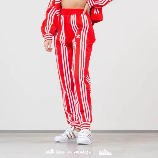 adidas x Ji Won Choi Energy Track Pants Red | Footshop
