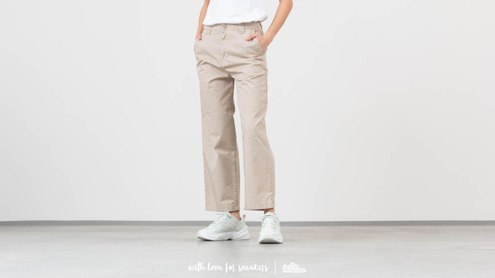 Džíny a kalhoty Carhartt WIP W Great Master Pants Wall
