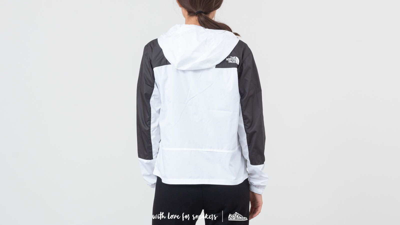 7f0b24556ef7 The North Face Mountain Lht Windshield Jacket White at a great price £83  buy at