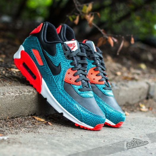 Nike Air Max 90 AnniversaryDusty CactusBlack Infrared White