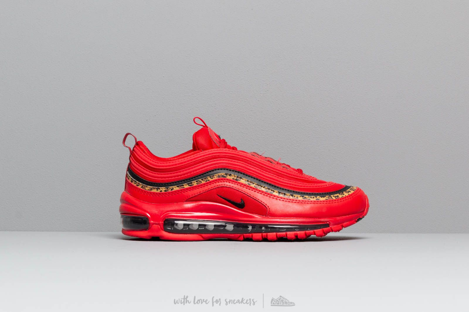 separation shoes 56b74 bff26 Nike W Air Max 97 University Red Black-Print a muy buen precio 181