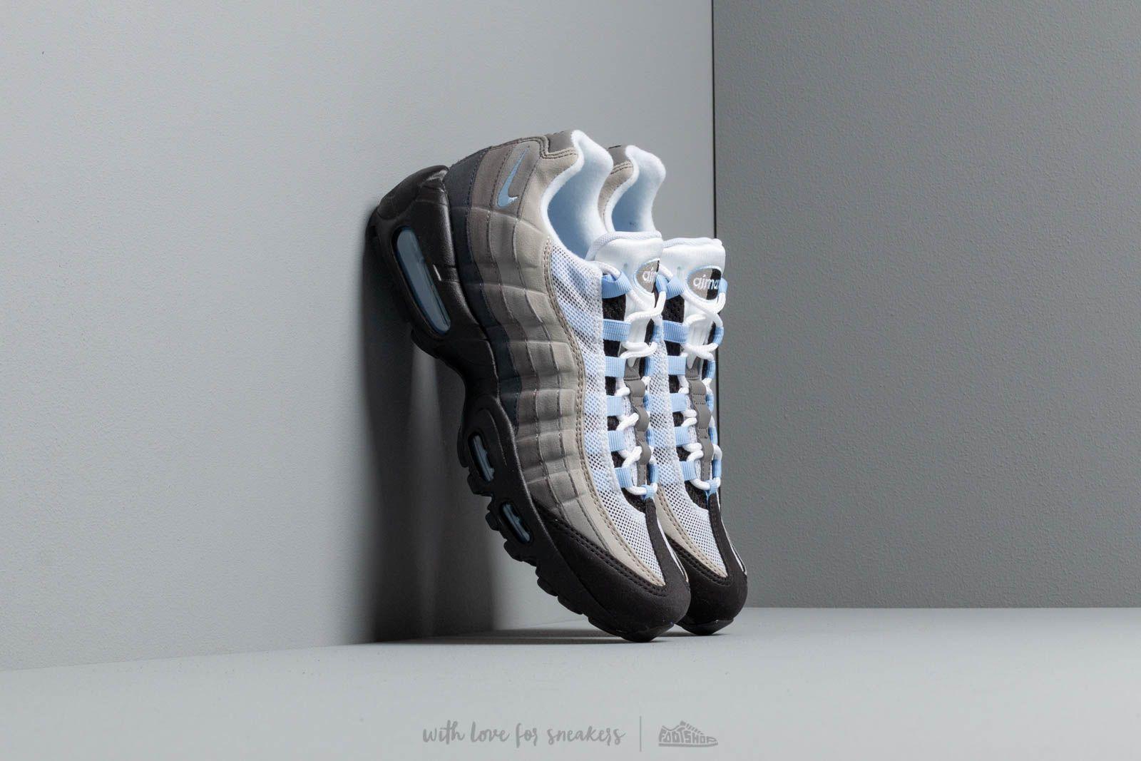 6edc4a7f2f8c5 Nike Air Max 95 Black/ Aluminum-Anthracite la un preț excelent 730 Lei  cumpără