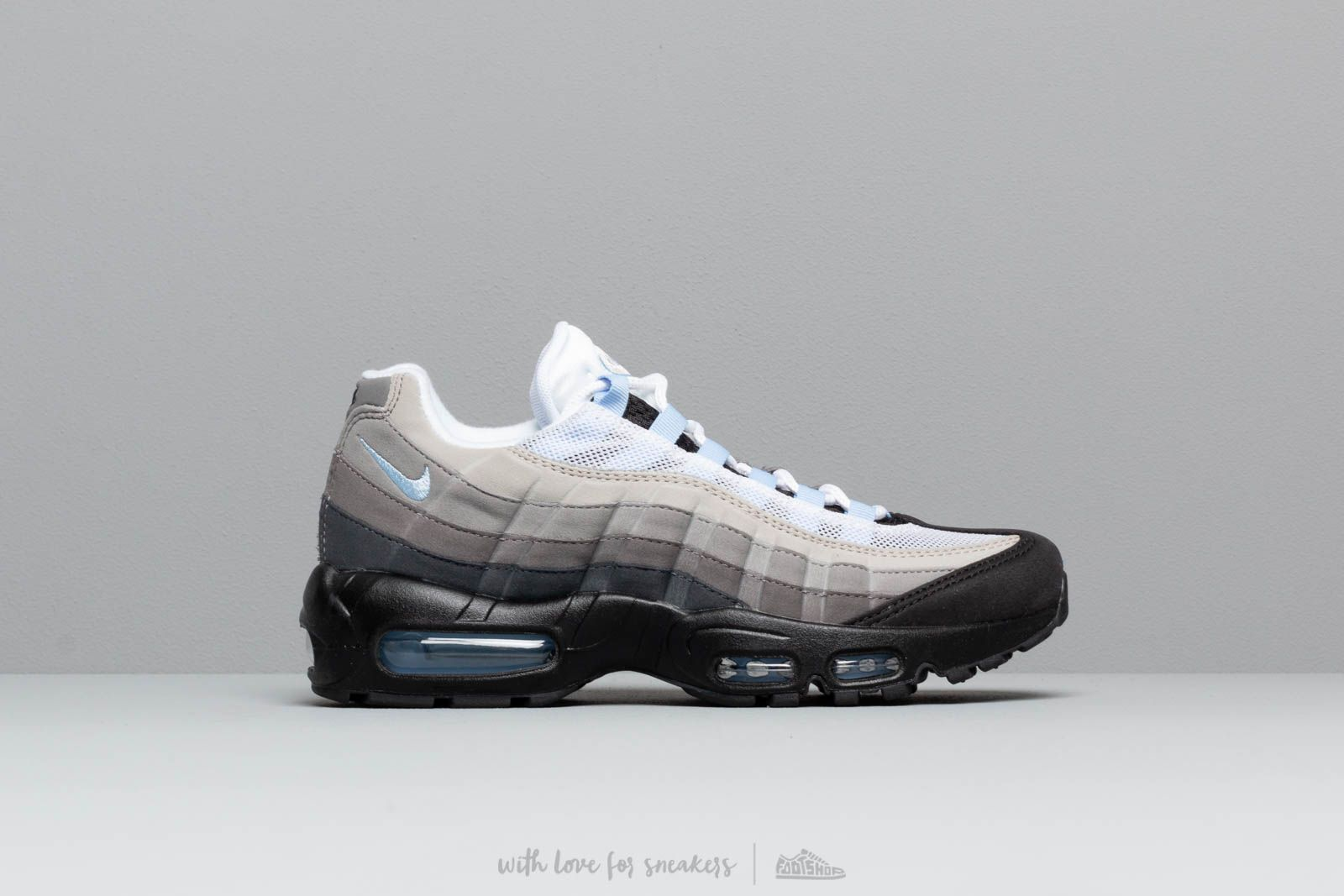 new style 1a9ac 2af0e Nike Air Max 95 Black  Aluminum-Anthracite at a great price 158 € buy