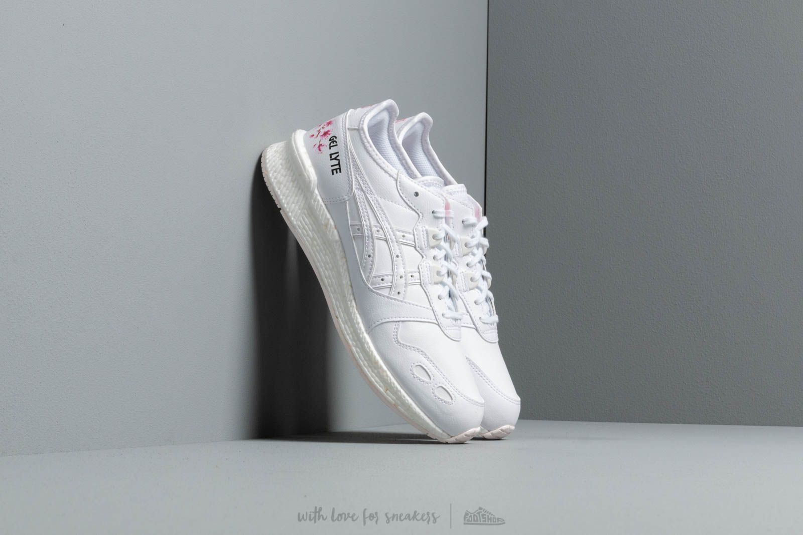 quality design e46c3 8479b Asics HyperGel-Lyte White  White at a great price 125 € buy at Footshop