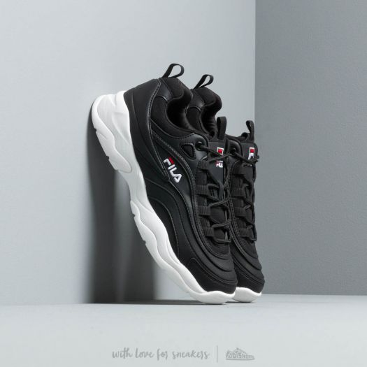 FILA Ray Low Wmn Black | Footshop
