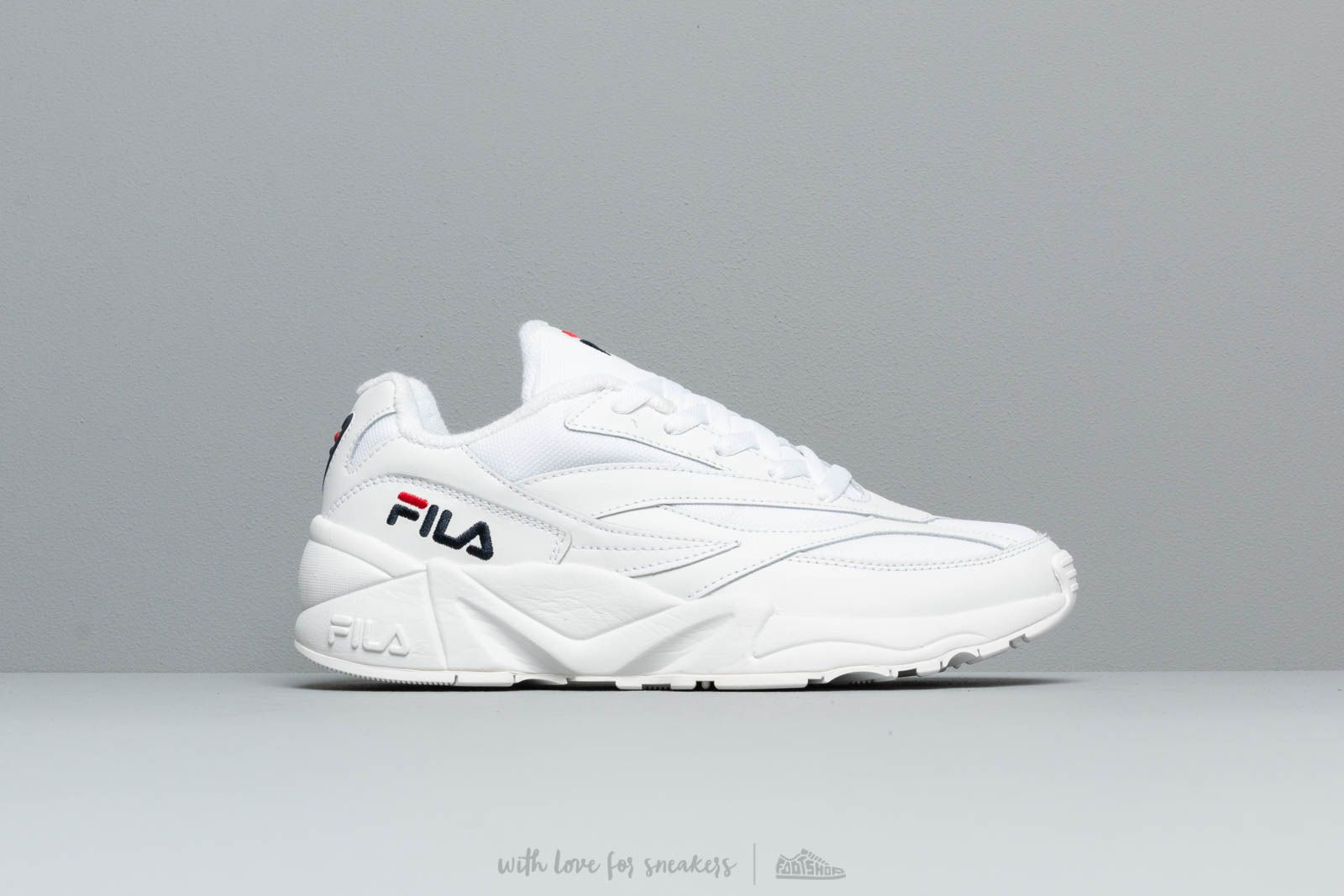 FILA V94M Low White | Footshop