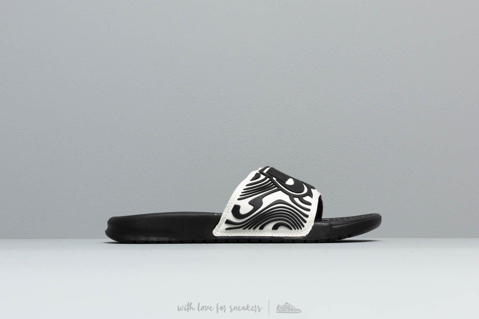 quality design 2b628 c484c Nike Benassi Jdi Se White  Black at a great price £26 buy at Footshop