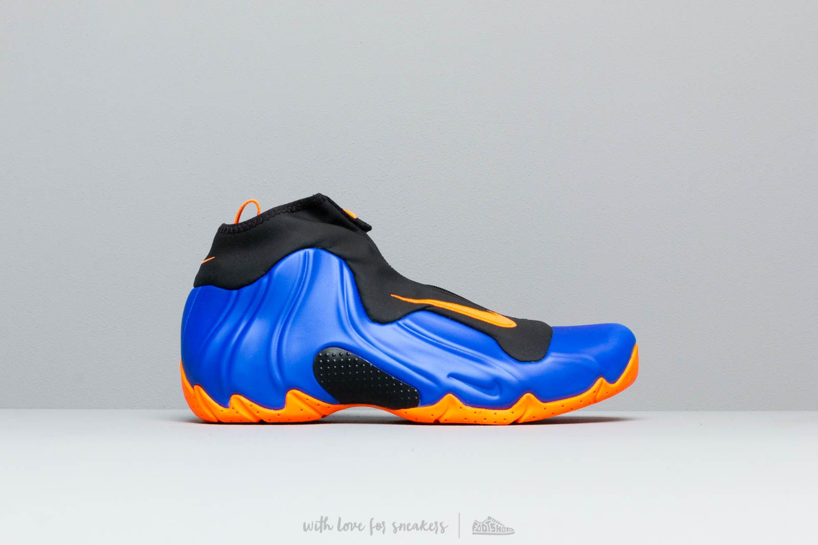 86652988823b Nike Air Flightposite Racer Blue  Total Orange-Black at a great price 191 €
