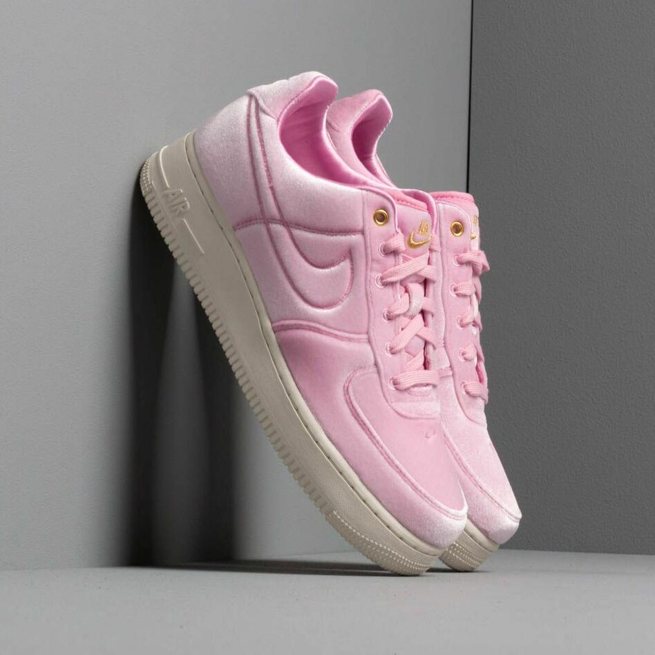 Nike Air Force 1 '07 Prm 3 Pink Rise/ Pink Rise-Sail-Metallic Gold EUR 47