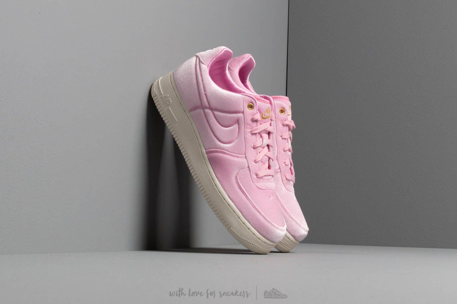Nike Air Force 1 '07 Prm 3 Pink Rise/ Pink Rise-Sail-Metallic Gold za skvelú cenu 121 € kúpite na Footshop.sk