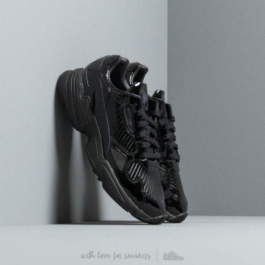 adidas Falcon WCore Black Core Black Cpurpl
