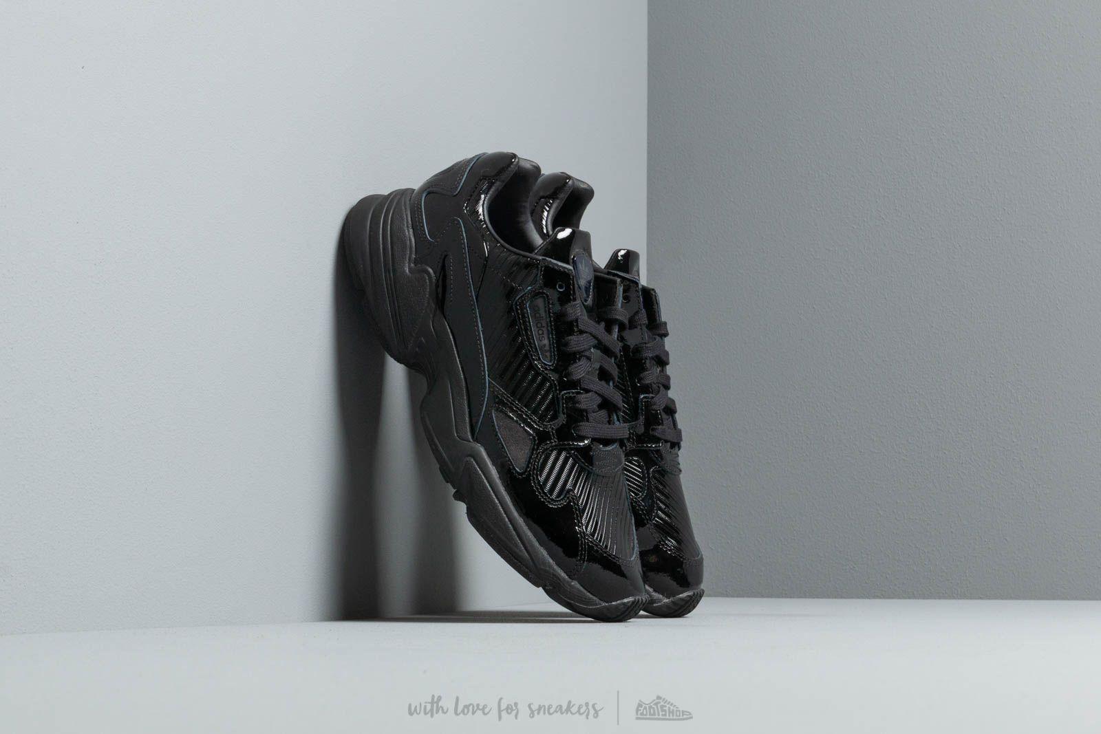 adidas Falcon W Core Black/ Core Black/ Cpurpl at a great price 125 € buy at Footshop