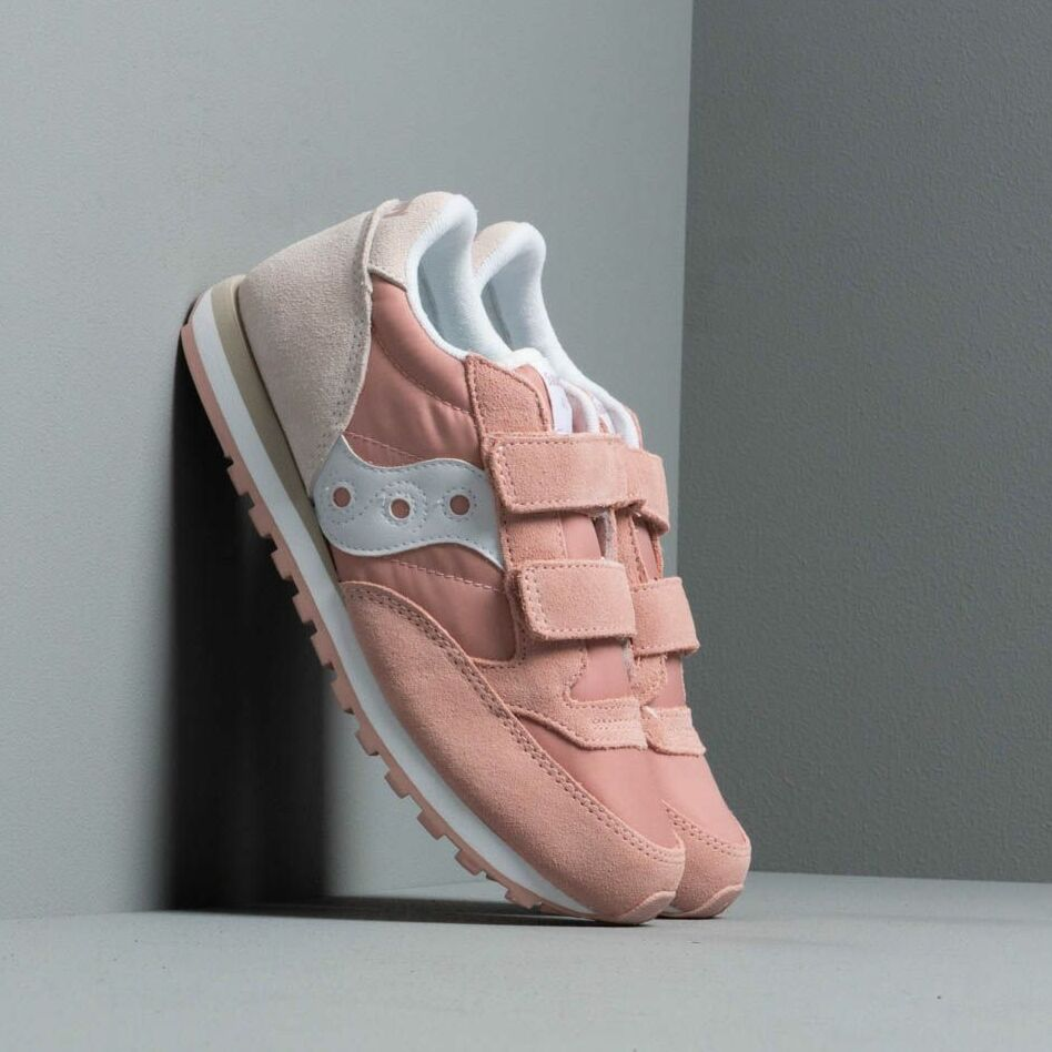Saucony Jazz Double HL Pink Cream