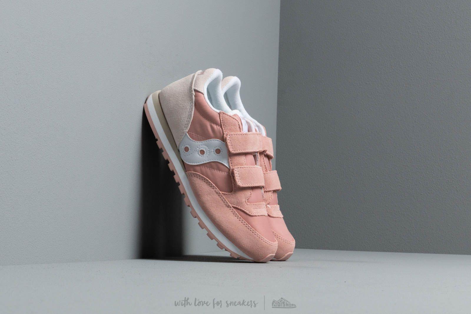 Saucony Jazz Double HL Pink/ Cream za skvělou cenu 1 490 Kč koupíte na Footshop.cz