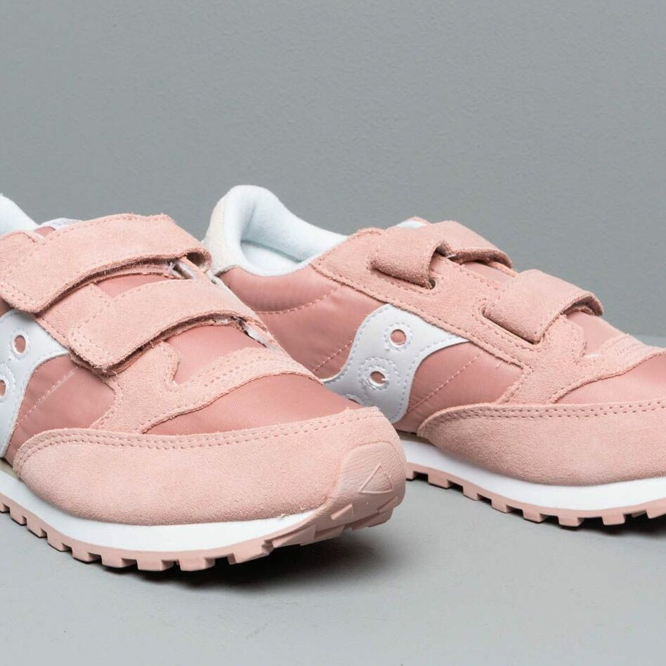 Saucony Jazz Double HL Pink/ Cream