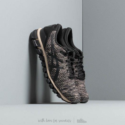 online retailer 58a3a 7afdc Asics Gel-Quantum 360 Knit 2 Feather Grey/ Black | Footshop