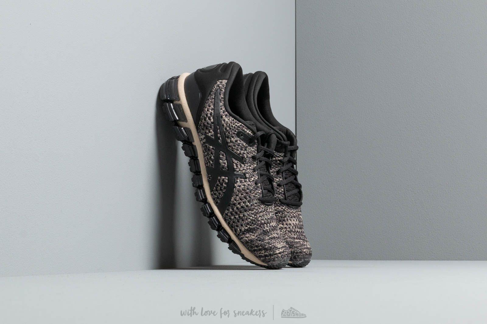 online retailer 68c8f c2760 Asics Gel-Quantum 360 Knit 2 Feather Grey/ Black | Footshop