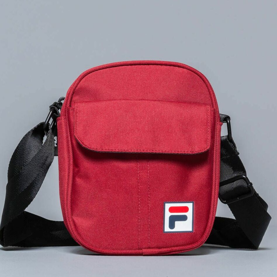 FILA Milan Pusher Bag Rhubarb 1 litr