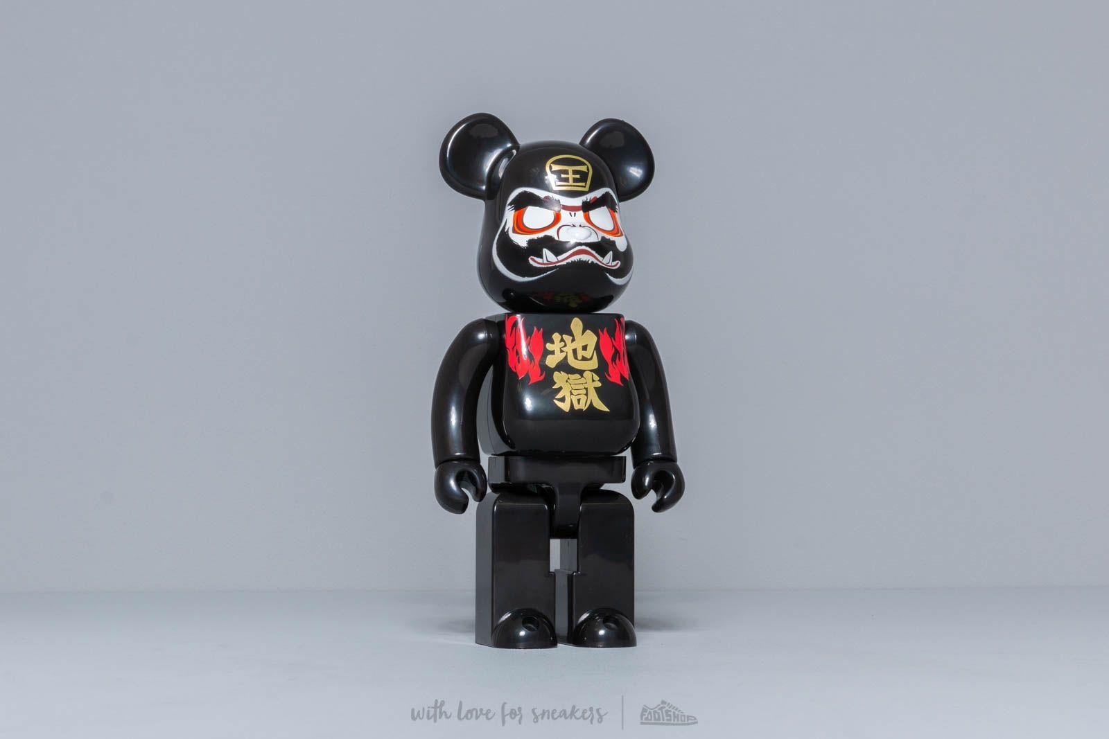 Medicom Toy Bearbrick Sick's Spec Hell Daruma 400% za skvelú cenu 143 € kúpite na Footshop.sk