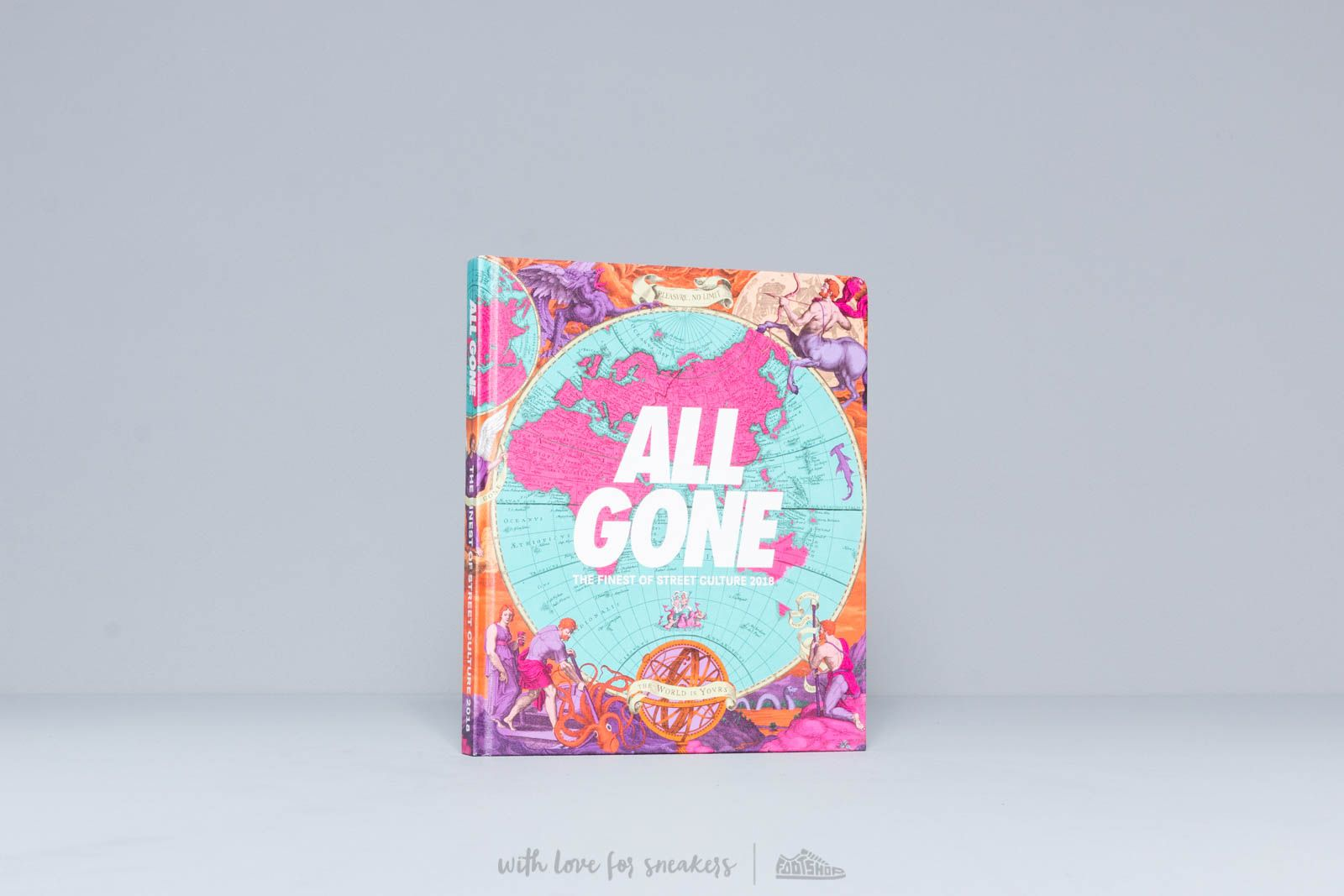 All Gone The Finest Of Street Culture 2018 Multi Color at a great price $69 buy at Footshop