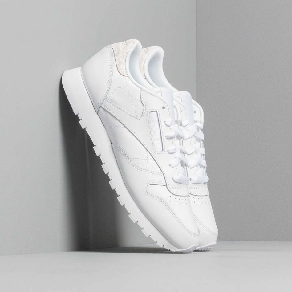 Reebok Classic Leather White/ Mineral Mist EUR 39