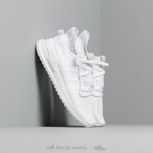 Men's shoes adidas U Path Run Ftw White