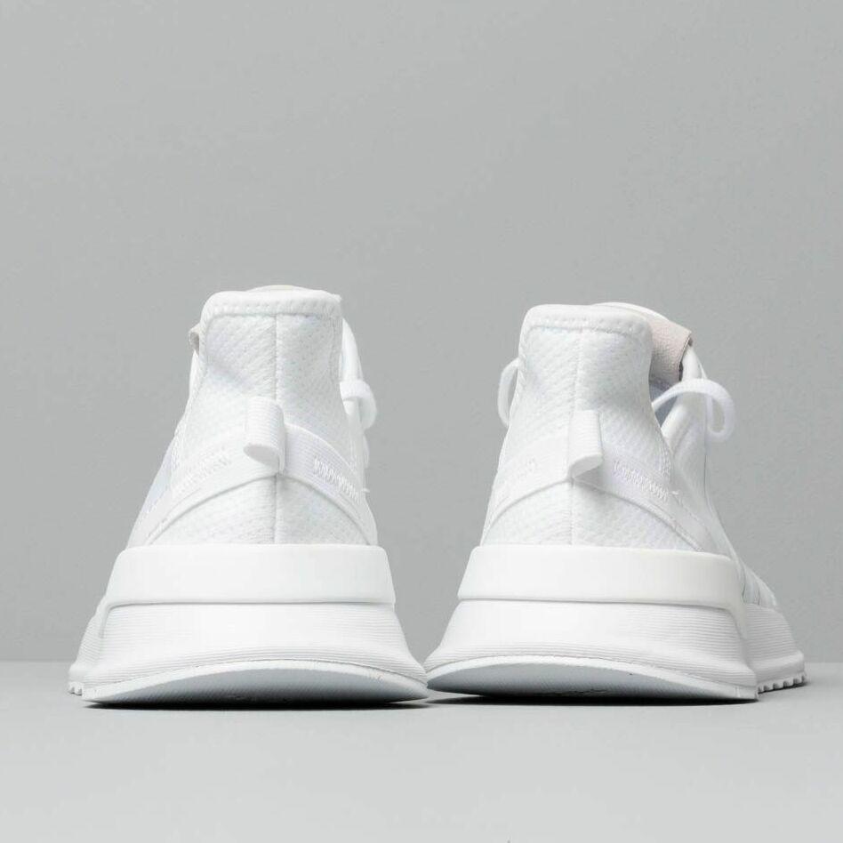 adidas U Path Run Ftw White/ Ftw White/ Core Black
