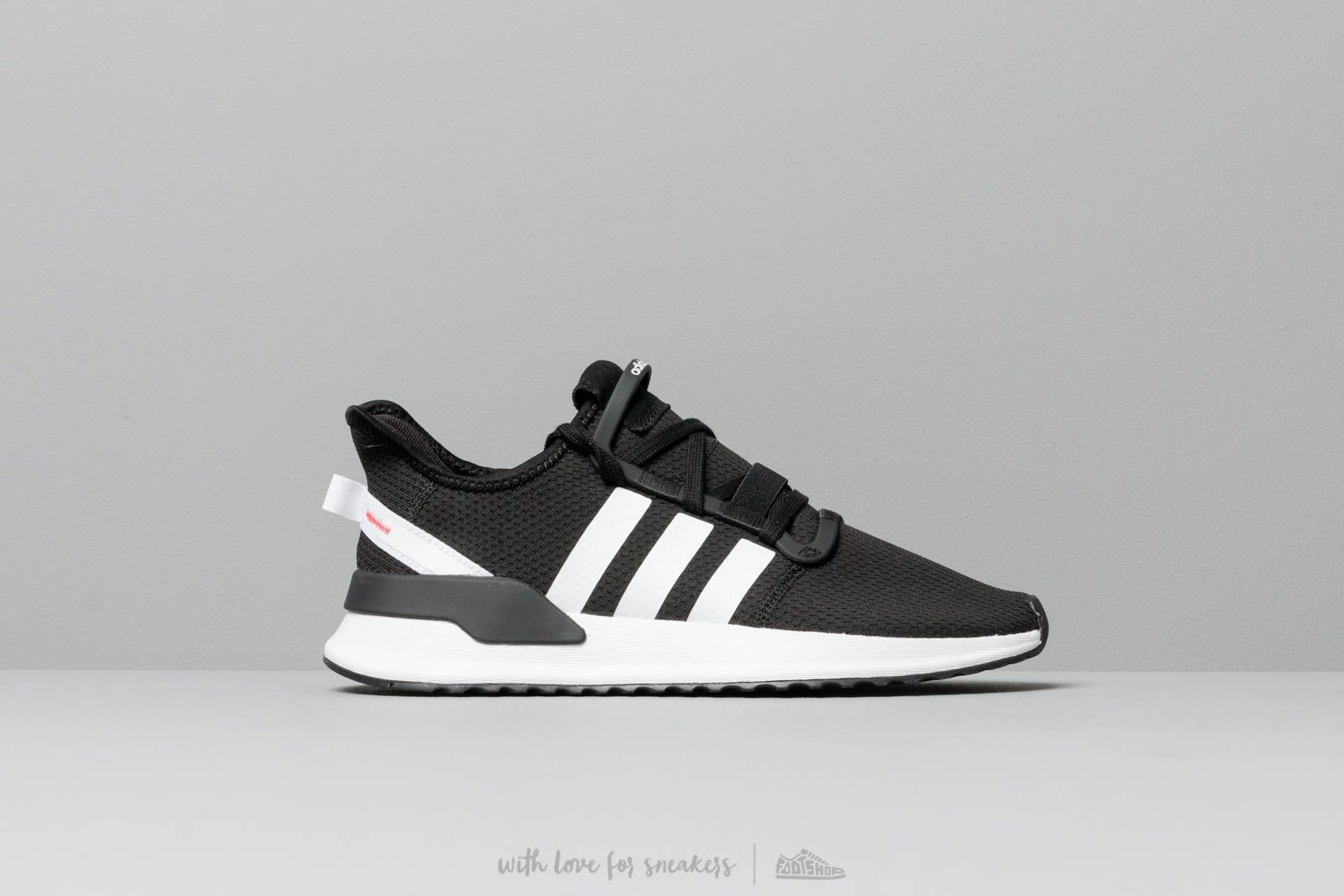 6800e965d adidas U Path Run Core Black  Ftw White  Shock Red at a great price