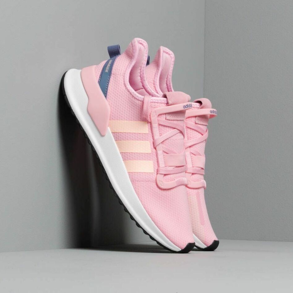 adidas U_Path Run W True Pink/ Clear Orange/ Core Black EUR 40 2/3