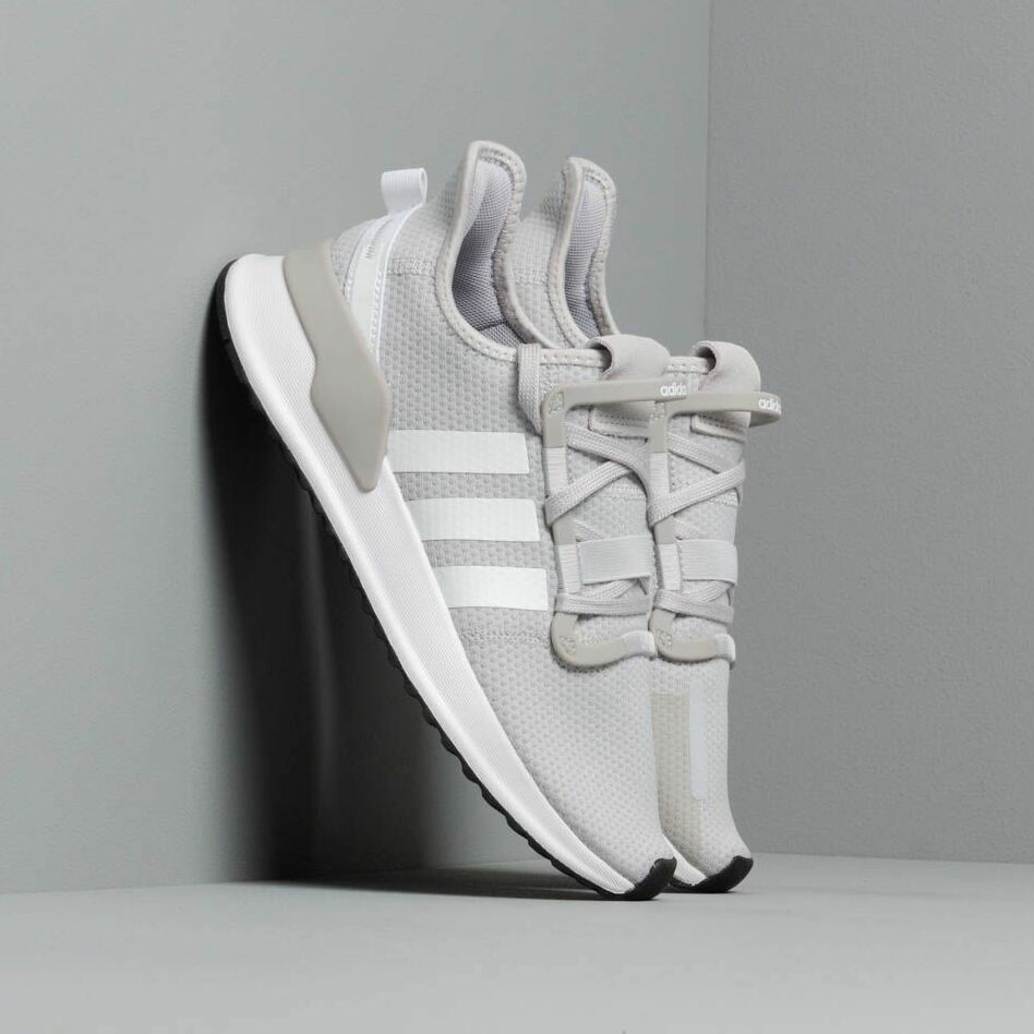 adidas U Path Run W Light Solid Grey/ Ftw White/ Core Black EUR 40 2/3