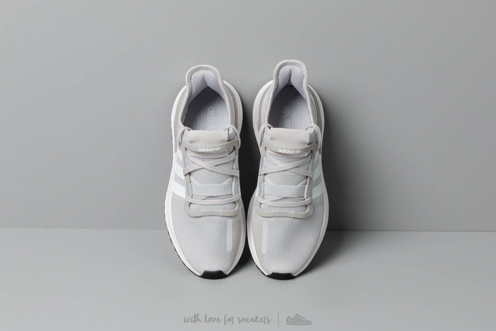 brand new 6f3bd 0f364 adidas U Path Run W Light Solid Grey  Ftw White  Core Black at a
