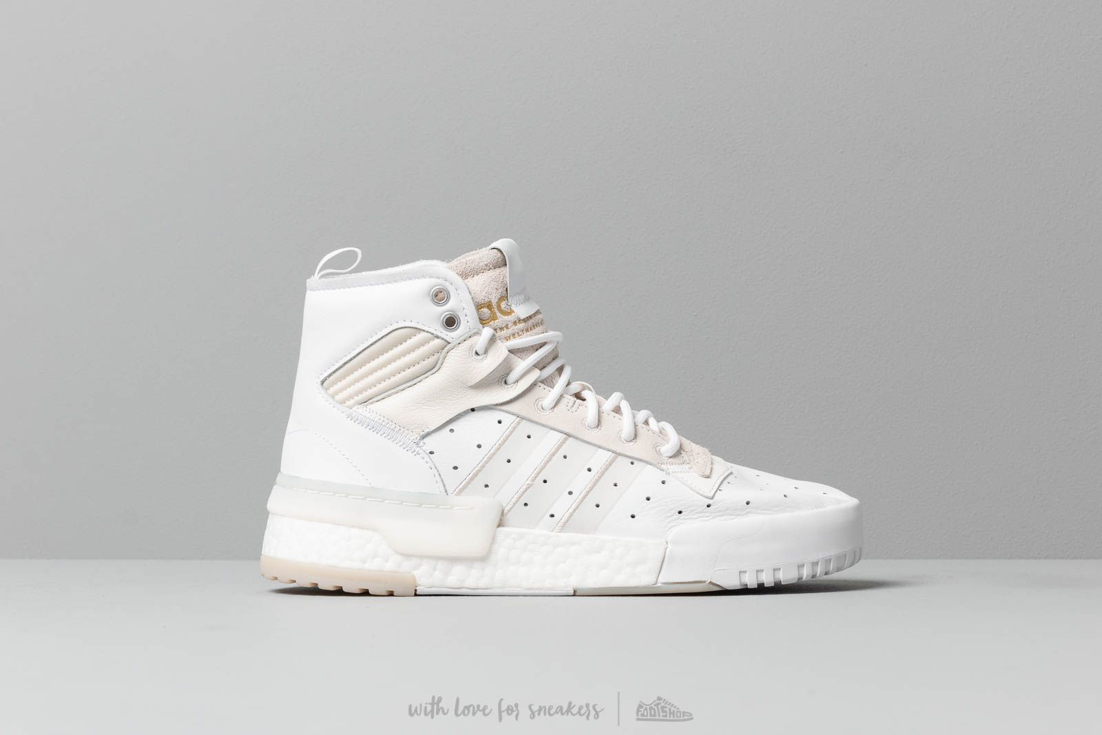 0e514295 adidas Rivalry RM Footwear White/ Chalk White/ Raw White | Footshop