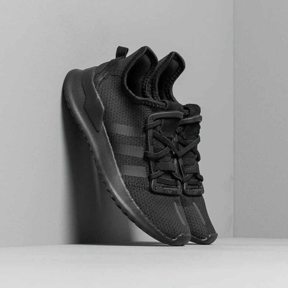 adidas U_Path Run C Core Black Core Black Ftw White
