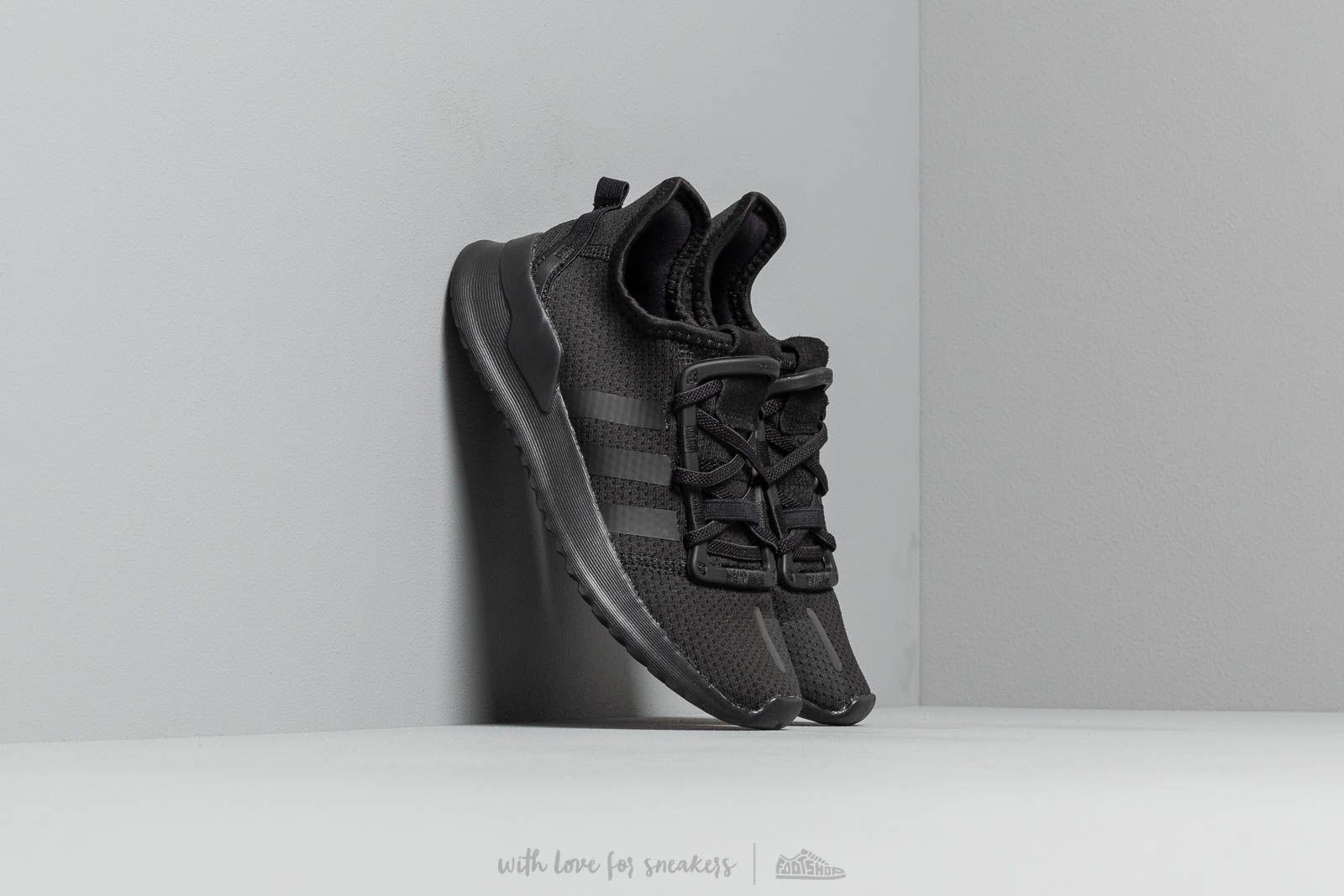 adidas U_Path Run C Core Black/ Core Black/ Ftw White za skvělou cenu 1 390 Kč koupíte na Footshop.cz