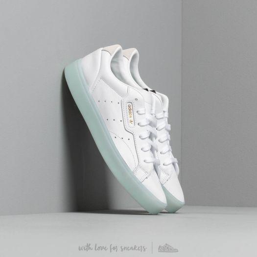 shoes adidas Sleek W Footwear White